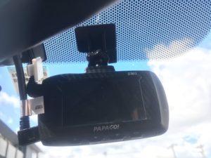 前方カメラ