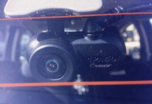 後方カメラ