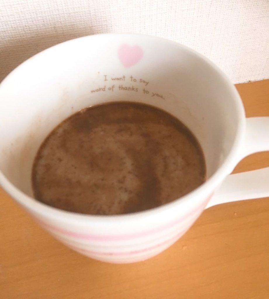 ヘーゼルナッツチョコヘーゼルナッツチョコ 豆乳