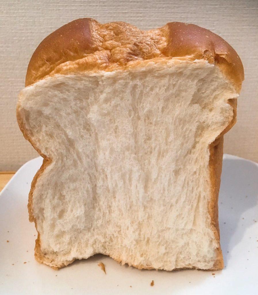 酵母食パンそのまま