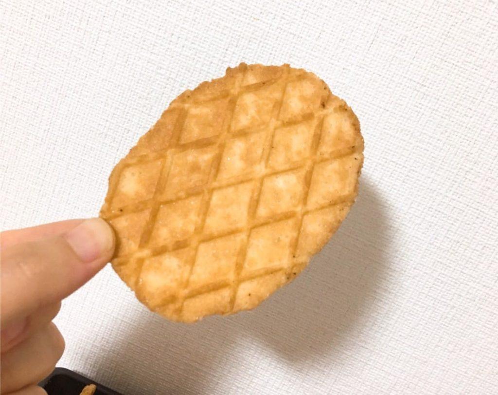 バターワッフル1枚