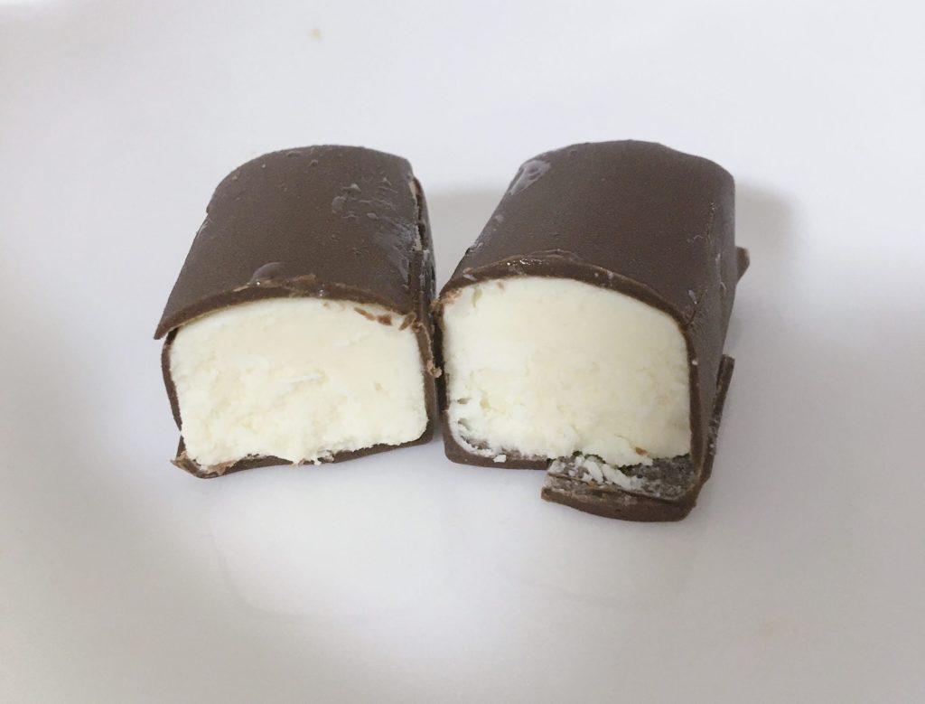 チーズケーキバーココナッツ