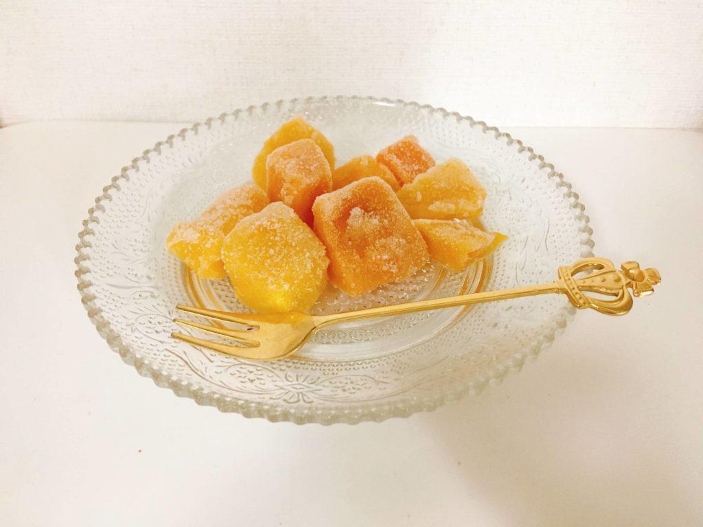 マンゴーお皿