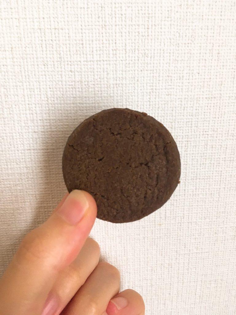 チョコクッキー1枚