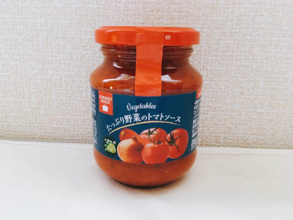 たっぷり野菜のトマトソース外装