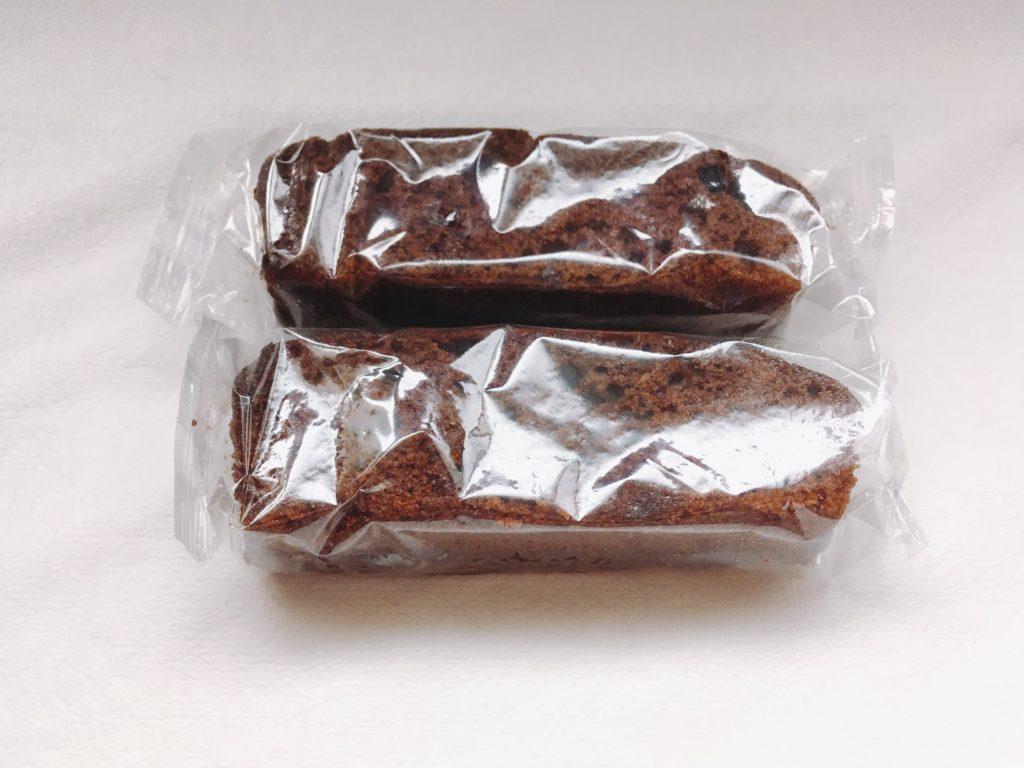ダブルチョコケーキ個包装