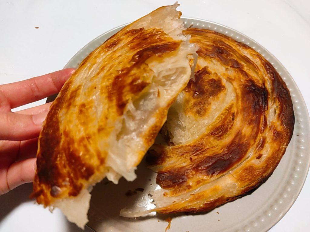 薄焼き餅 トースター味