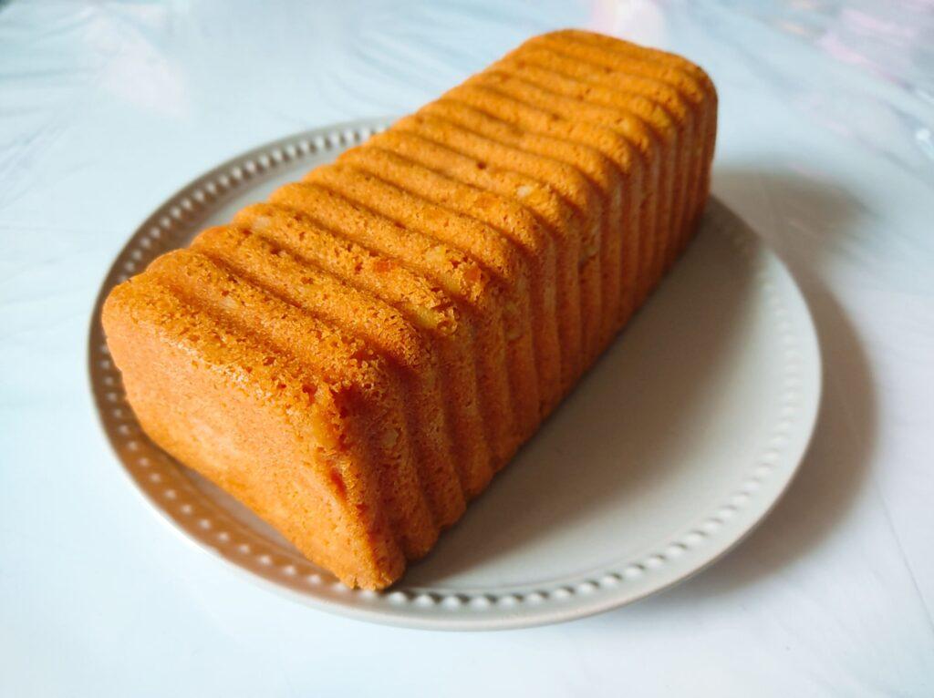 リキュールケーキオレンジ中身