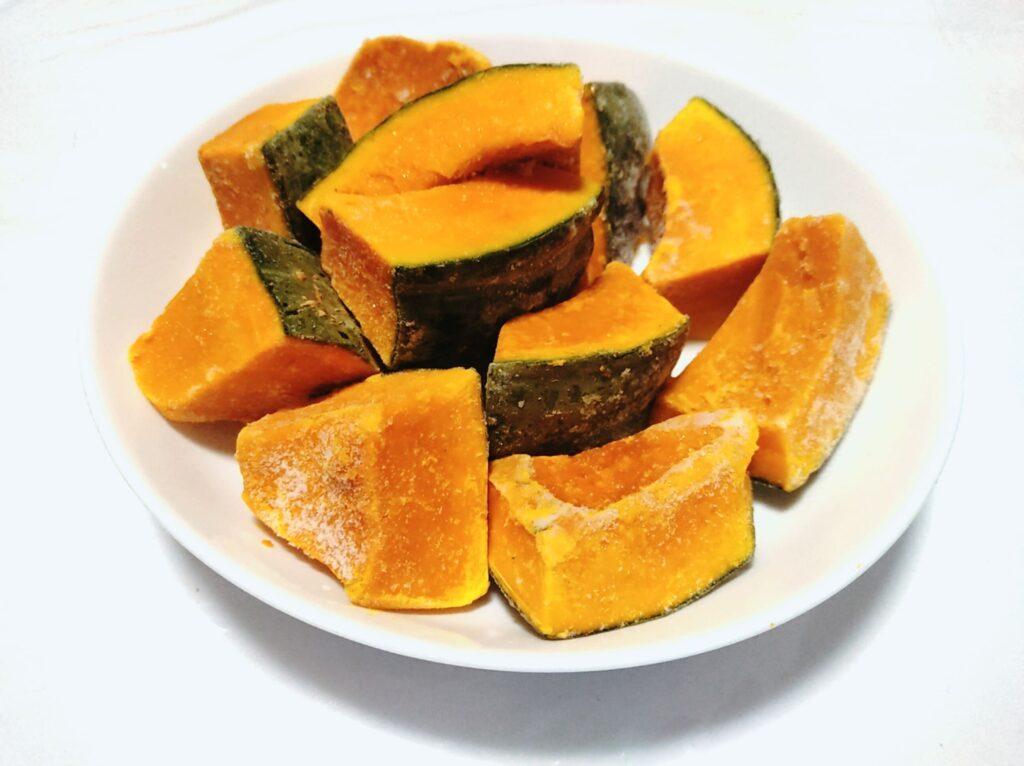 かぼちゃ冷凍