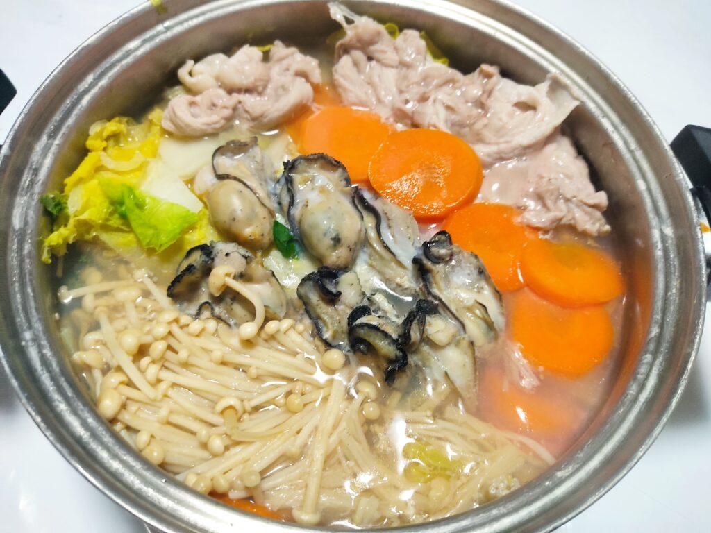 広島県かきフライ鍋